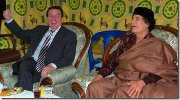 Gaddafi_Schroeder