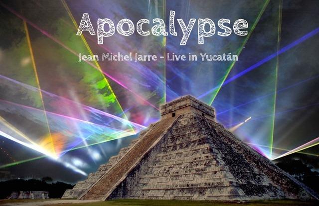 Jean Michel Jarre Live in Yucatán Apocalypse