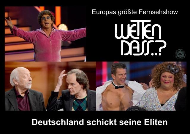 europas größte fernsehshow deutschland schickt seine eliten