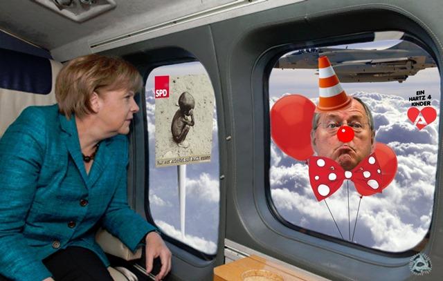 Merkel SPD