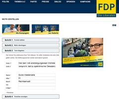 gut gemacht aktion FDP editor 1