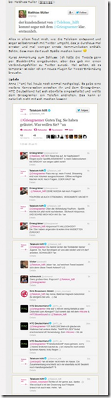 Telekom hilft dem Griesgrämer  fast  [Update    Addliss Telekom hilft dem Griesgrämer  fast  [Update    If you cut into the present the future leaks out