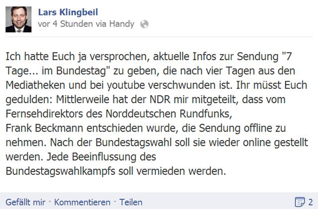 7  Lars Klingbeil