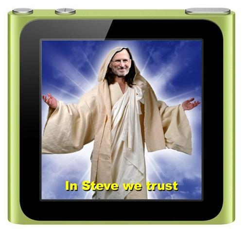 in steve we trust